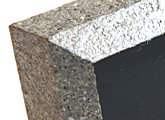 Stone nameplates are our most sought after designs. Note the gorgeous bevel finish to the name plate here.