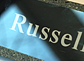Your name is precision engraved from the back of this name plate and then shown through the glass-like finish on the front of the nameplates.