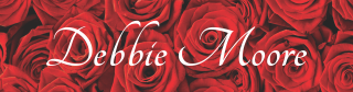 roses blossom picture nameplate